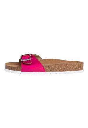 TAMARIS - Slippers - liquid pink