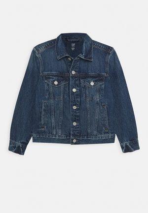 BOY BASIC - Denim jacket - medium wash