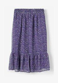 LMTD - A-line skirt - purple reign - 0