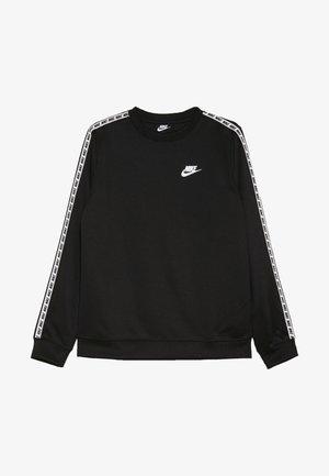 NIKE SPORTSWEAR RUNDHALSSHIRT FÜR ÄLTERE KINDER - Sweater - black/white