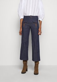 See by Chloé - Straight leg jeans - royal navy - 0