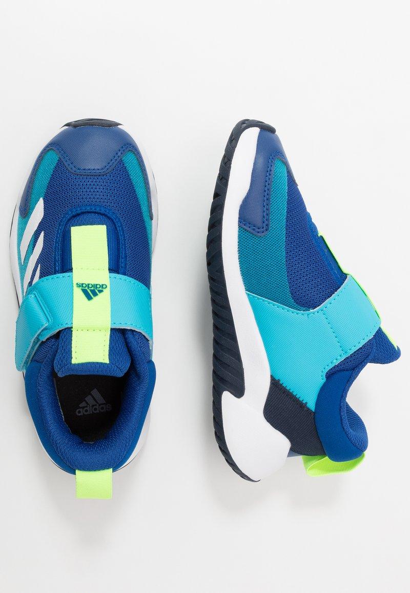 adidas Performance - 4UTURE SPORT KIDS ACTIVE SHOE UNISEX - Sportovní boty - collegiate royal/signal cyan/navy