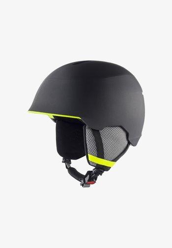 MAROI JR - Helmet - charcoal-neon matt (a9217.x.31)