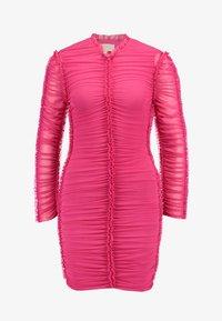 Club L London - Day dress - hot pink - 5