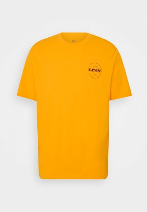 FIT TEE - T-shirt print - yellows/oranges