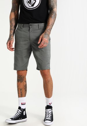 FRICKIN MODERN - Shorts - dusty green