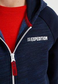 WE Fashion - Sweater met rits - blue - 2