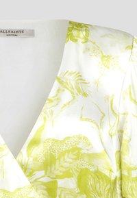 AllSaints - TAGE RIYAZ - Maxikjoler - yellow - 2