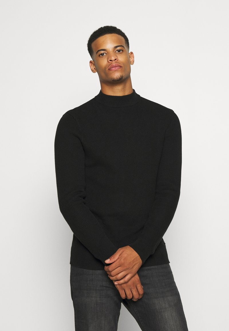 Zign - Jumper - black