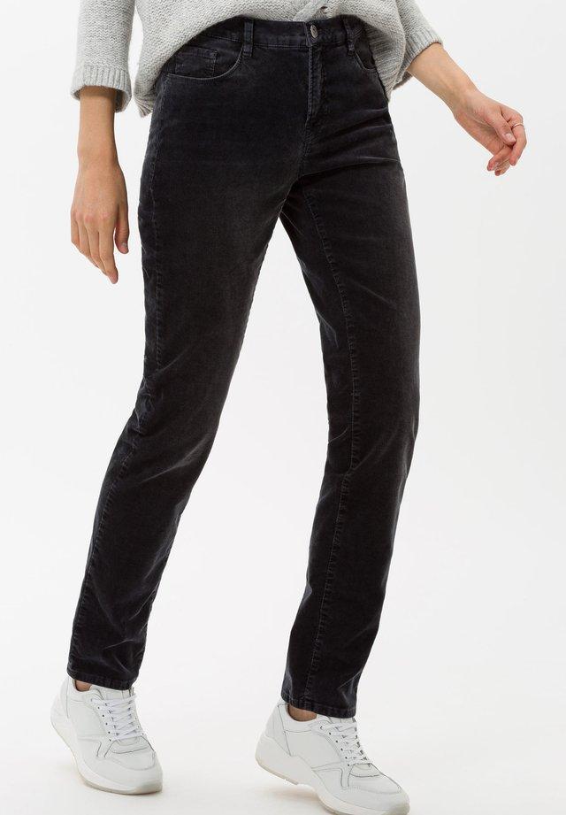 STYLE MARY - Pantalon classique - vintage grey