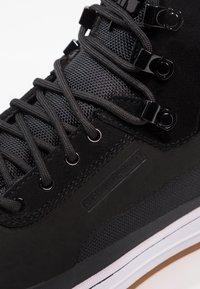 Park Authority - Sneakers hoog - black - 5