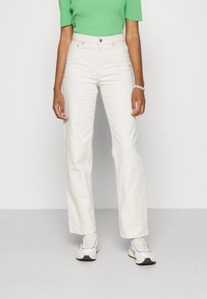 ILO CLASSIC DENIM - Jeans relaxed fit - white