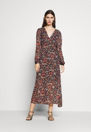 WREN DRESS - Maxi šaty - black jasmine