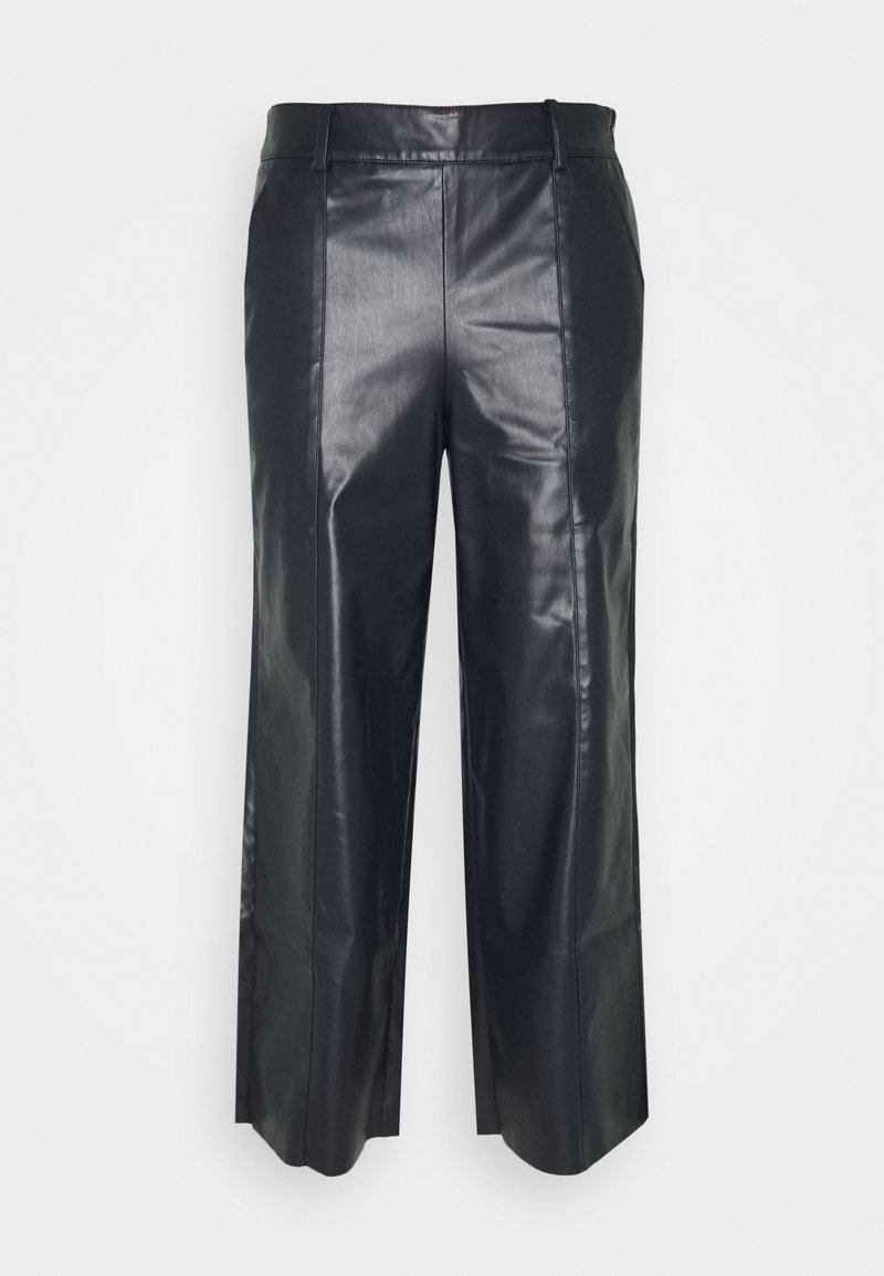 More & More - Trousers - marine