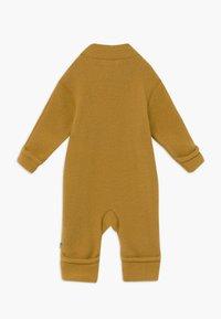 Joha - UNISEX - Jumpsuit - mustard yellow - 2