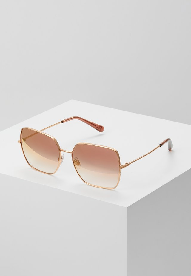 Sunglasses - pink/gold