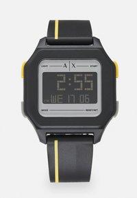 Armani Exchange - Digital watch - black - 0