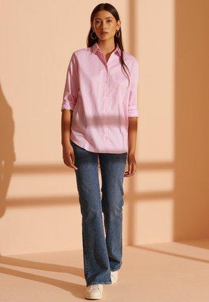 Koszula - chalk pink