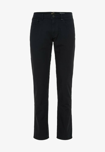 REGULAR FIT  - Trousers - night blue