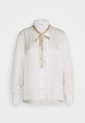 H20HELENE - Button-down blouse - ecru