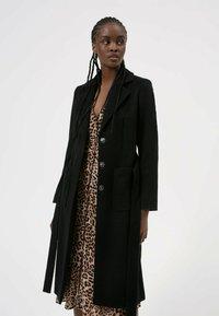 HUGO - MESUA - Klasyczny płaszcz - black - 3