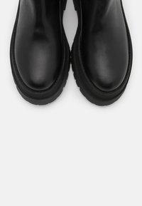 Zign - Kovbojské/motorkářské boty - black - 5