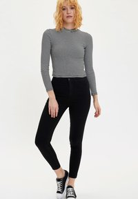 DeFacto - ANNA  - Jeans Skinny Fit - black - 1