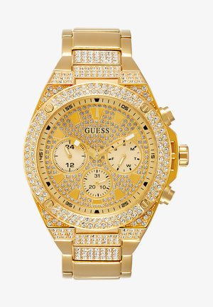 SWAROVSKI CRYSTALS - Montre - gold-coloured