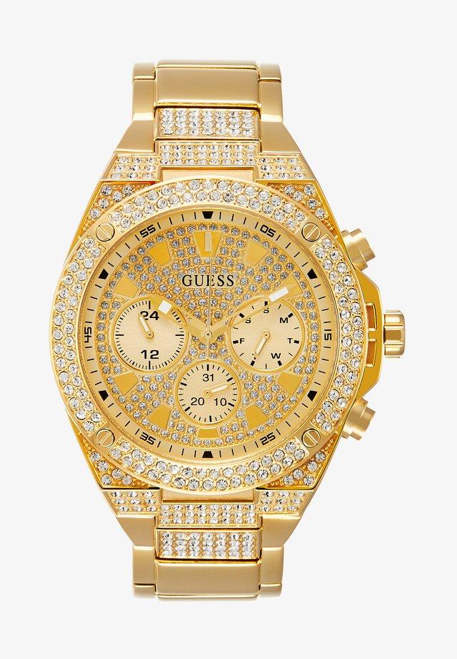 SWAROVSKI CRYSTALS - Horloge - gold-coloured