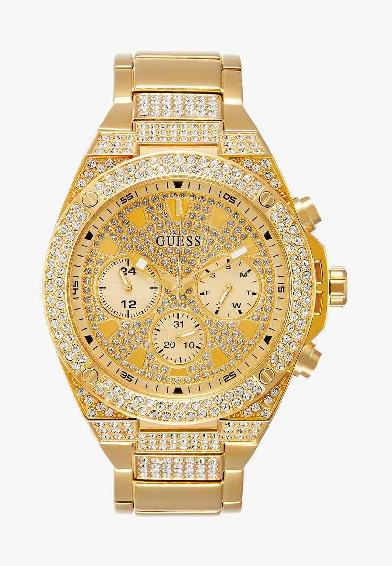 Guess - SWAROVSKI CRYSTALS - Orologio - gold-coloured
