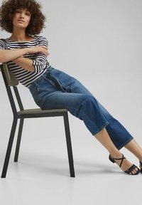 Esprit - Straight leg jeans - blue dark washed - 6