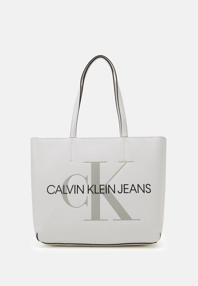 SHOPPER - Shopping bag - white