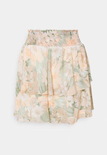 ONLTAMMY SHORT SKIRT  - Mini skirt - apricot
