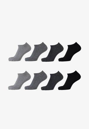 8 Pack - Sokken - multi grey