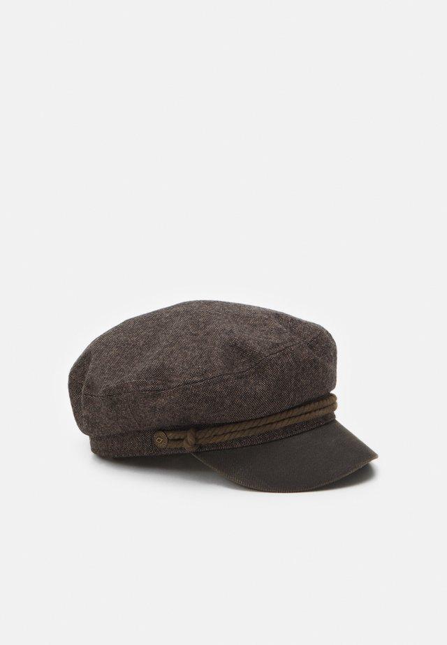 FIDDLER CAP UNISEX - Bonnet - dark toffee