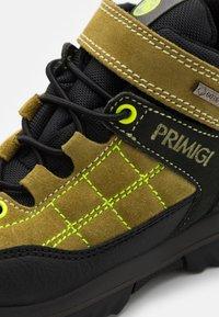 Primigi - UNISEX - Lace-up ankle boots - olio/nero - 5