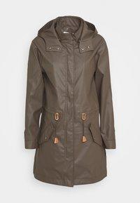 SC-ALEXA 1 - Waterproof jacket - dark army