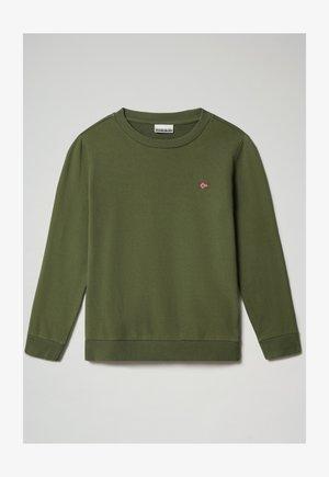 BALIS CREW - Sweatshirt - green cypress