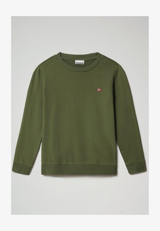 BALIS CREW - Sweater - green cypress