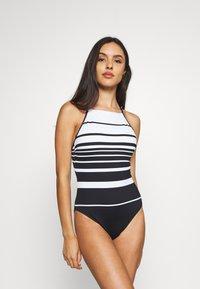 Lauren Ralph Lauren - Plavky - black/white - 0