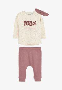 Next - SET - Trousers - multi-coloured - 0