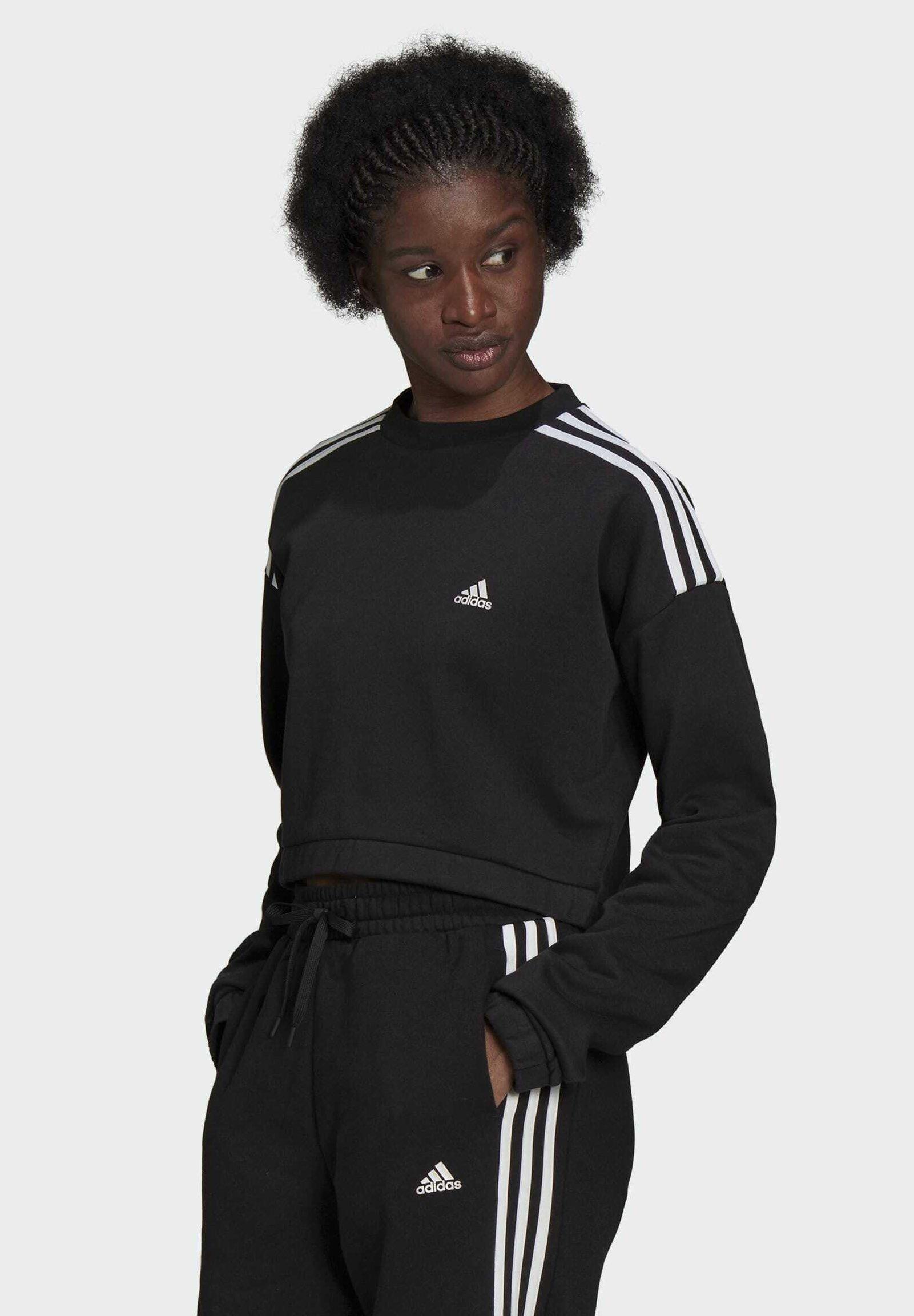 Damen CROP CREW W - Sweatshirt
