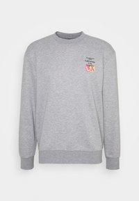 Topman - Sweatshirt - grey - 4