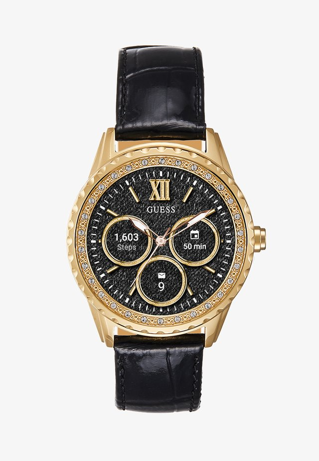 SMART WATCH - Älykello - gold-coloured/black