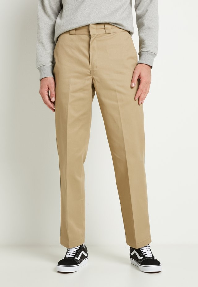 ORIGINAL 874® WORK PANT - Trousers - beige
