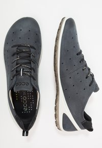 ECCO - BIOM LITE - Obuwie hikingowe - denim blue/dark shadow - 1