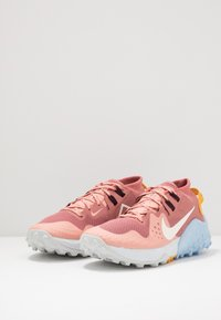 Nike Performance - WILDHORSE 6 - Zapatillas de trail running - canyon pink/pale ivory/pink quartz/sky grey/psychic blue/pollen rise - 2