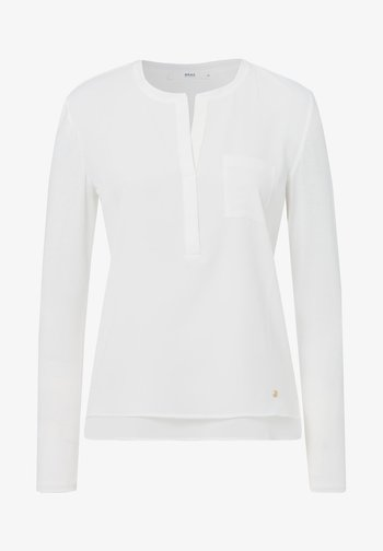 STYLE CLARISSA - Long sleeved top - offwhite