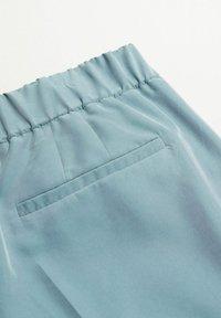 Violeta by Mango - FLEW - Trousers - grün - 5