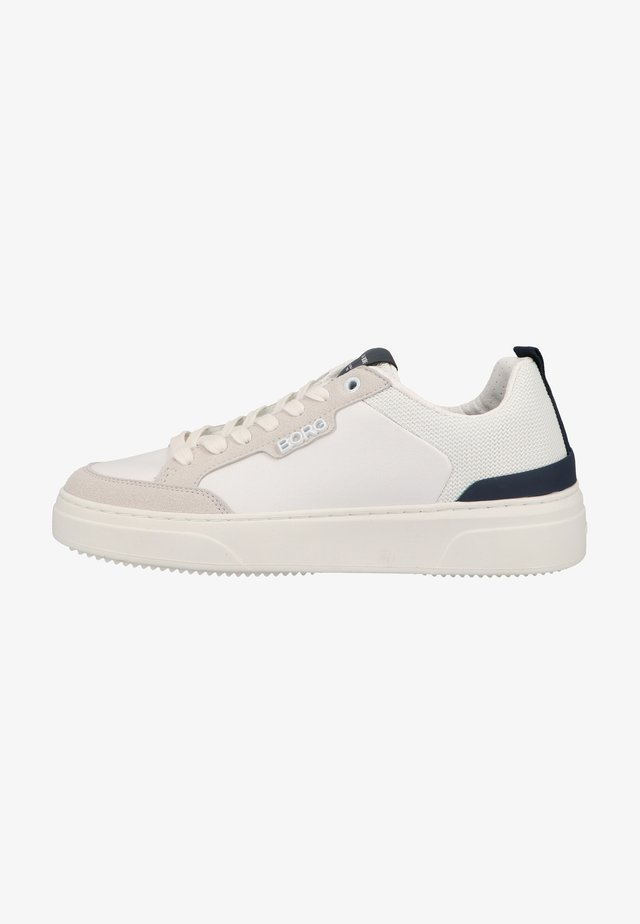 Sneakers laag - wht nvy